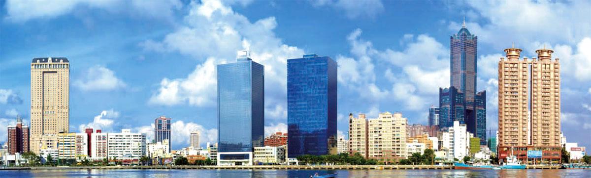 2013年亞太城市高峰會將讓高雄市站上國際會議舞台。(圖∕高雄市政府都市發展局 提供)