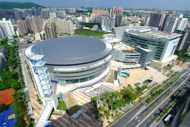 2013年亞太城市高峰會將於9月9日至11日在高雄巨蛋隆重登場。(圖∕鮑忠暉 攝)