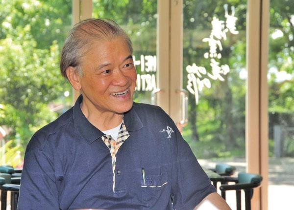 朱邦雄博士 Dr. Chu Pan-hsiung