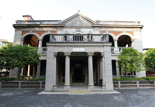 台灣第一棟西式建築 The first Western-style building in Kaohsiung