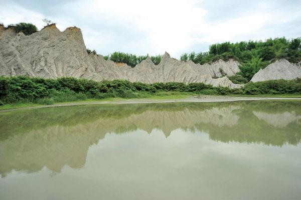 田寮引人入勝的地景 Tianliao's captivating landscape