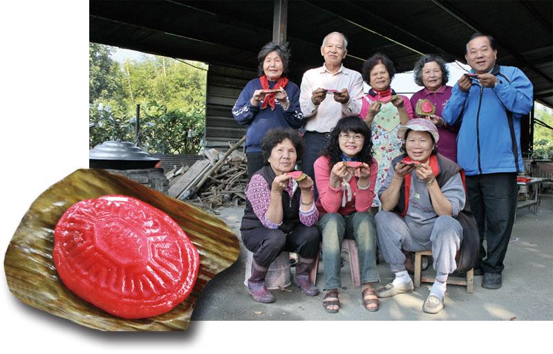 金山居民感情融洽 The residents have a strong sense of kinship.