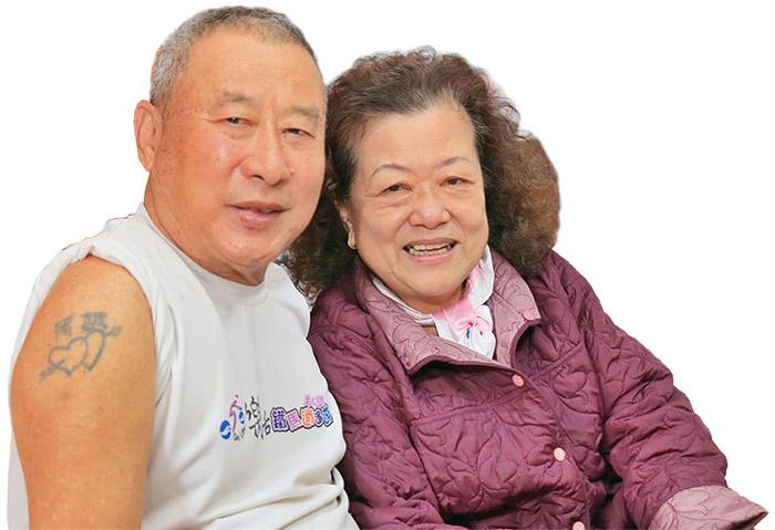 趙金蓉夫婦 Mr. and Mrs. Chao