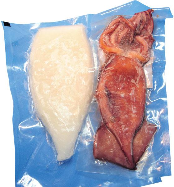 冷凍水產品 Frozen aquatic products