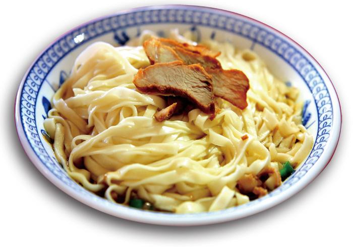 乾麵Dry noodles