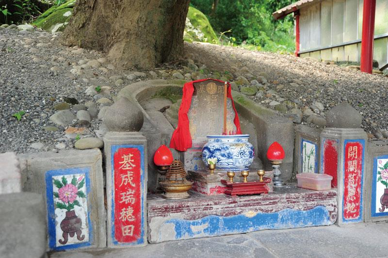 開基伯公壇 Meinong's Founding Father Earth God mound