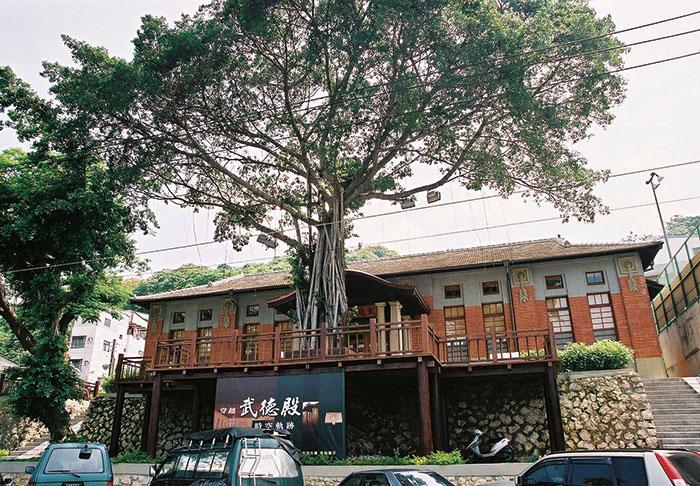 武德殿是日式武道場建築 Wude Martial Arts Center embodies Japanese architectural styles