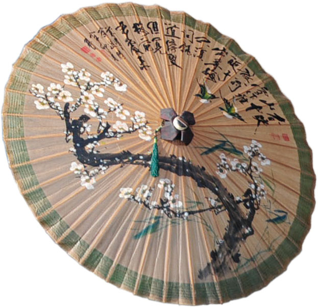 美濃油紙傘