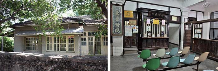 岡山眷村Military dependents' villages in Gangshan太原醫院Taiyuan Hospital-大廳