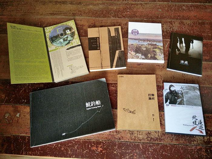 盧昱瑞的作品集Mr. Lu Yu-jui's photography albums