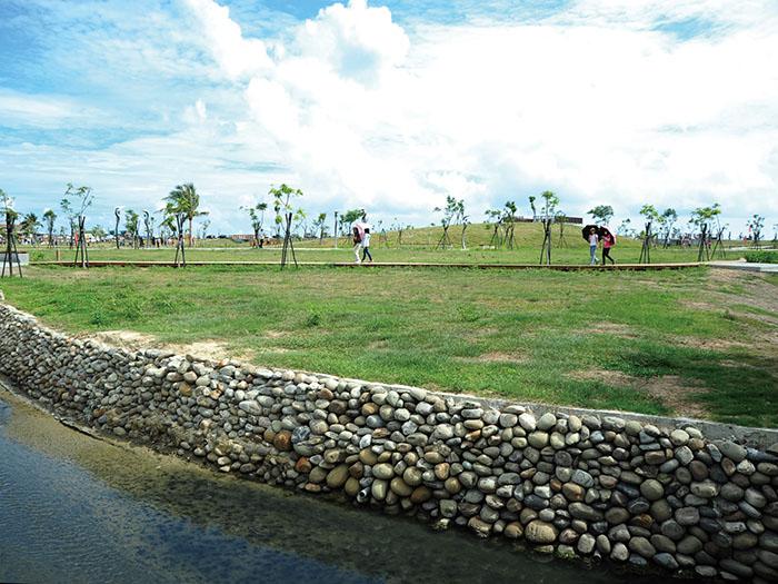 林園海洋濕地公園 Linyuan Wetlands Park
