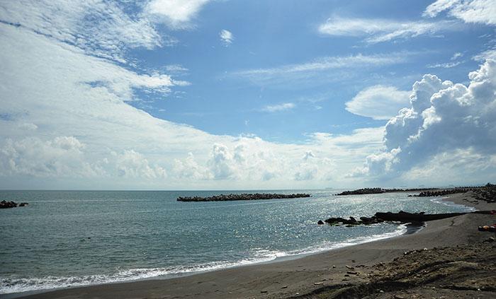 林園海岸景色 Linyuan District beach