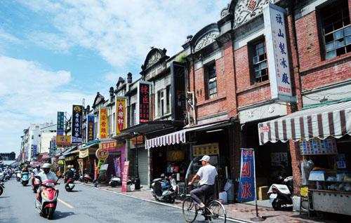 旗山老街Cishan's Old Street