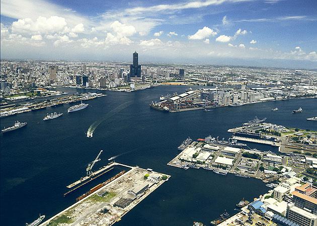 亞洲新灣區計畫提升高雄城市格局。(圖/高雄市政府都市發展局 提供)