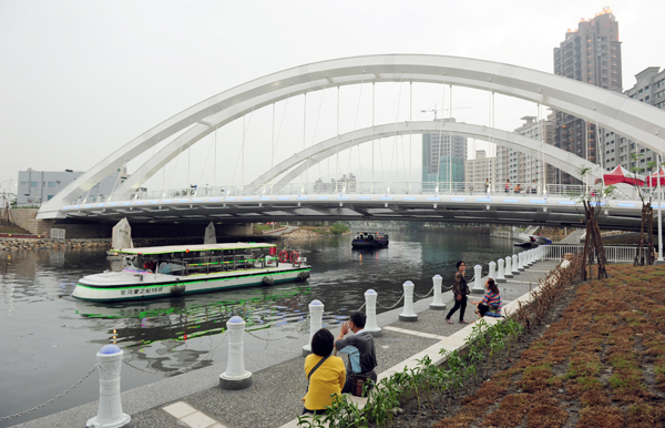 Quality Bikeway Bridge – Expansion of Convenient Living Circle