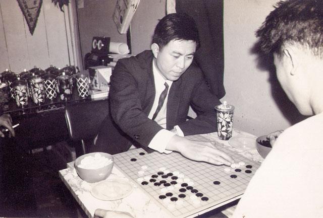 圍棋好手陳伯謙的棋弈人生